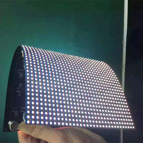 P8mm Soft Flexible LED Display