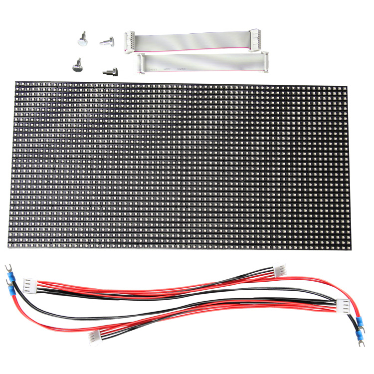 Indoor P6mm 64x32dots SMD3528 LED Module