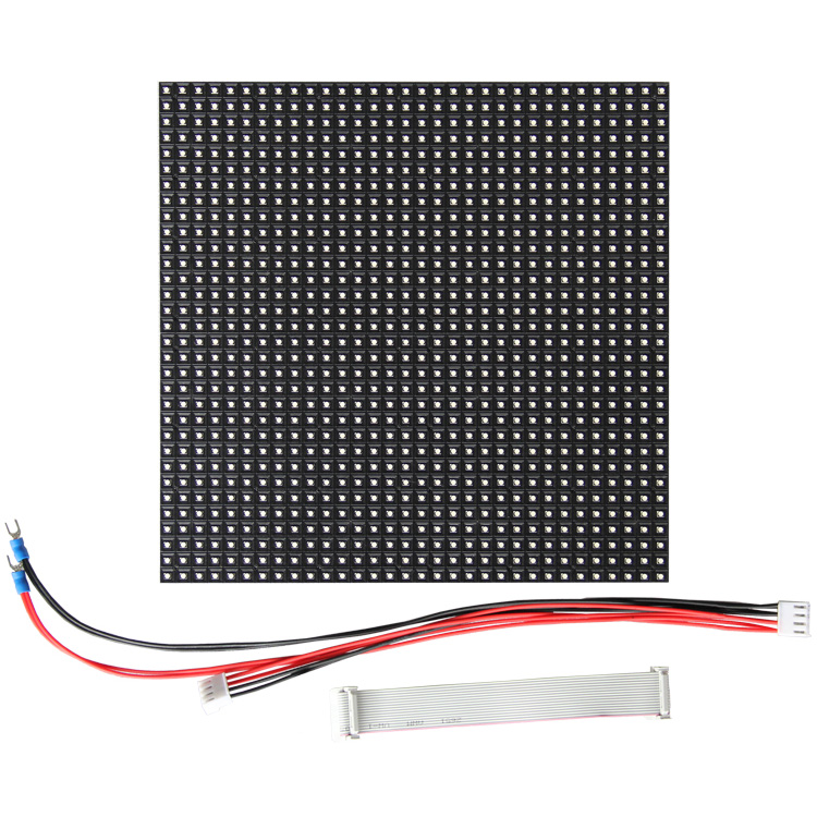 Indoor P7.62mm 32x32dots SMD3528 LED Module