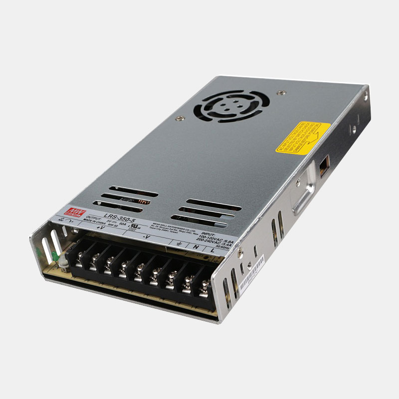 MEAN WELL LRS-350-5 5V60A LED Power Supply