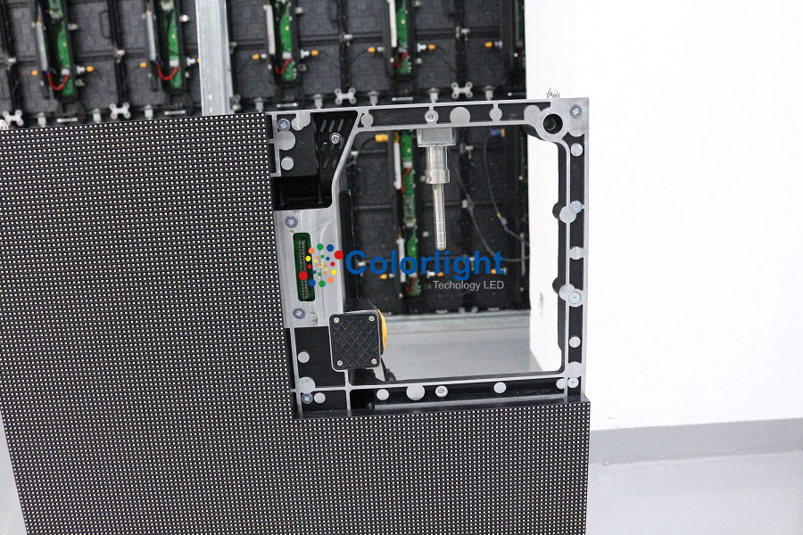 Mexico P3.91mm Frontal Service Rental LED display