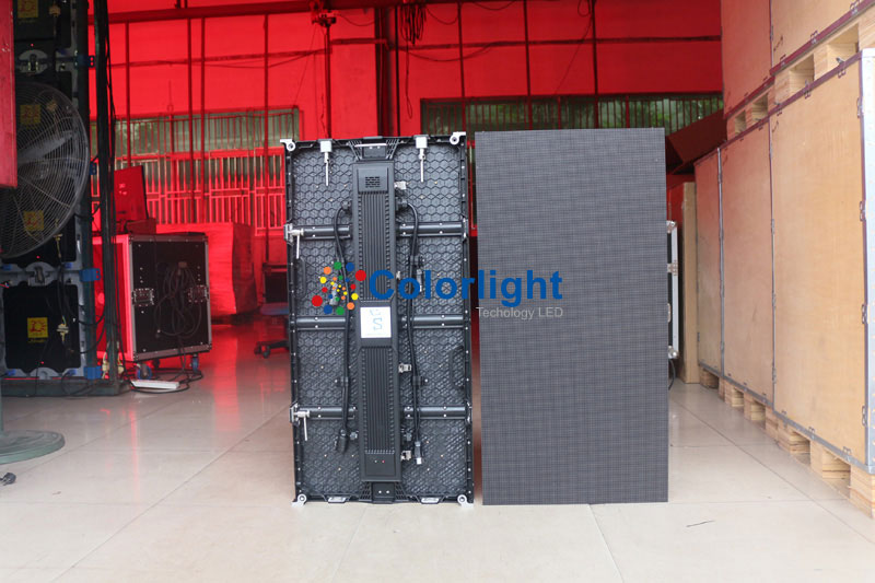P3.91mm Rental LED Display to Netherlands