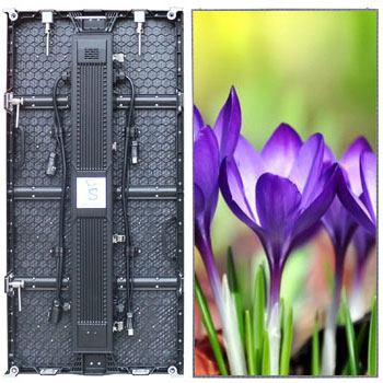 Outdoor P10.416 Rental LED display