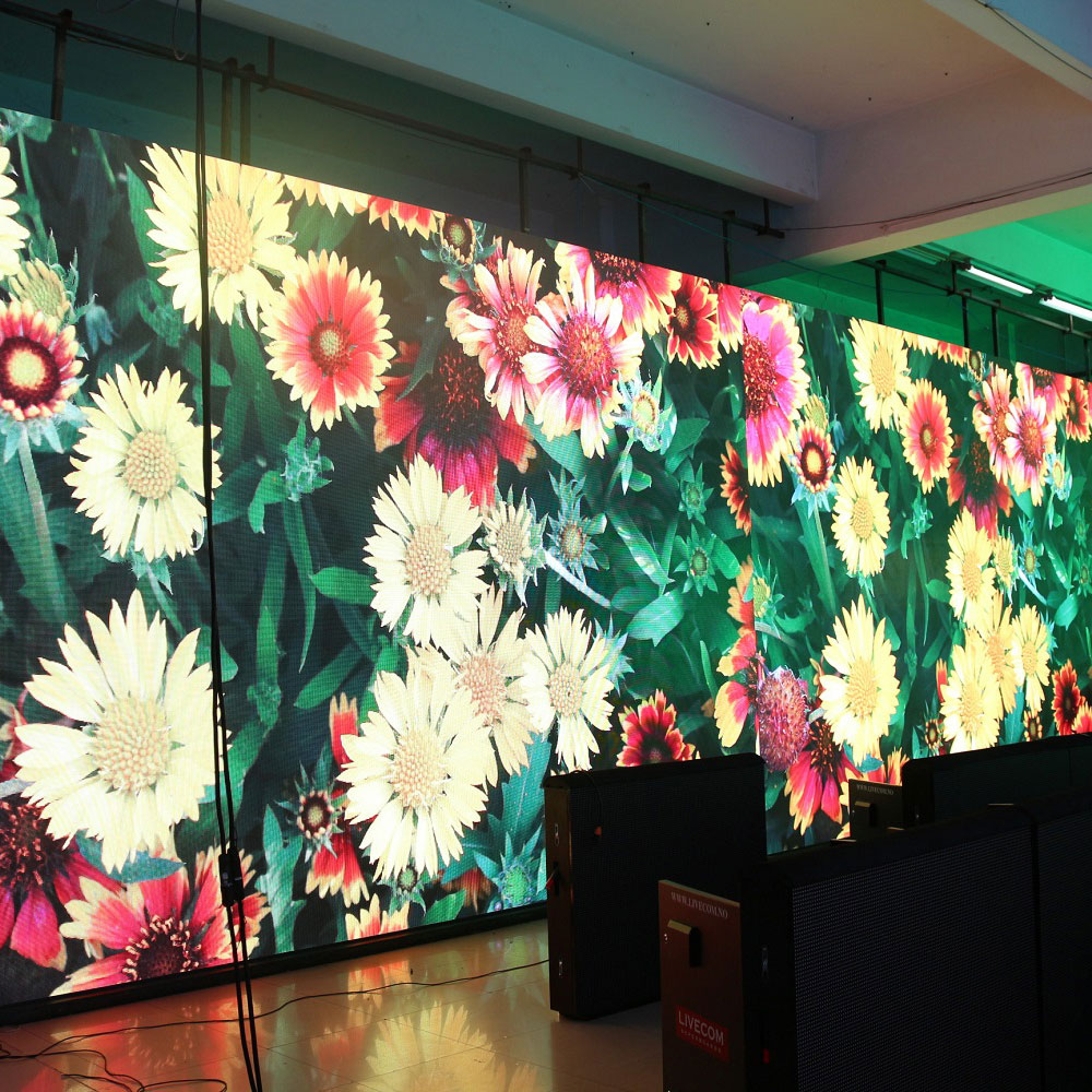 Indoor P7.62 LED Display