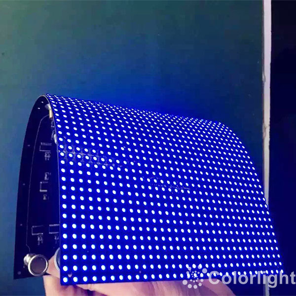 P6mm Soft Flexible LED Display