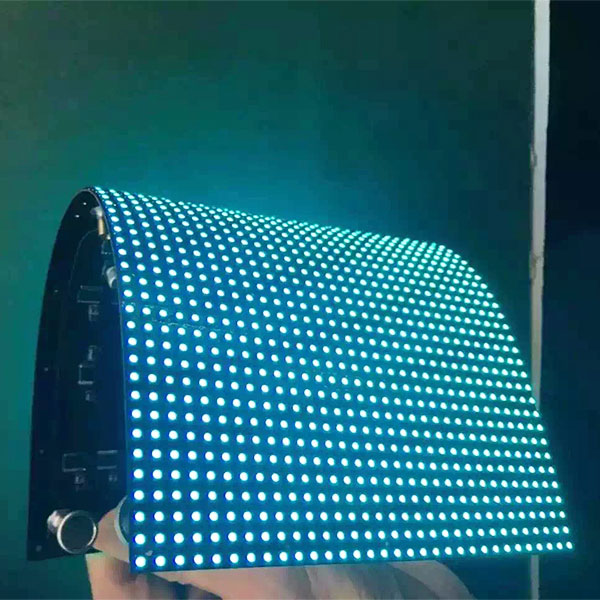 P5mm Soft Flexible LED Display