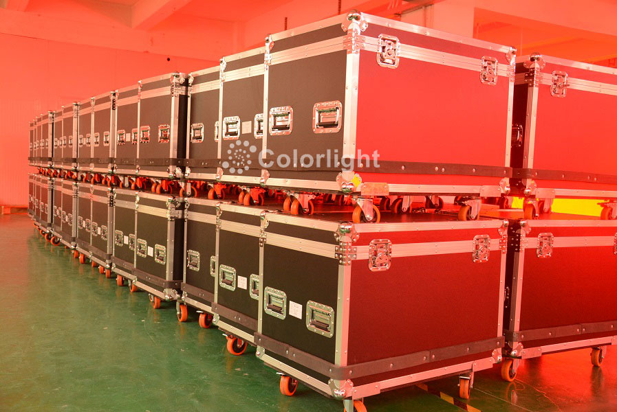 P3.91mm Rental LED Display to Thailand