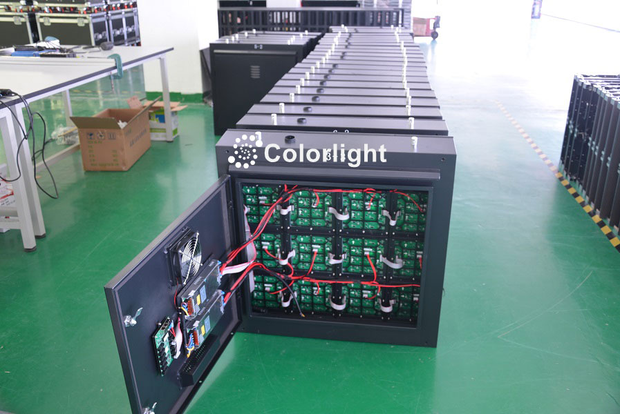 768mmx768mm P6mm Fixed LED Display to Israel