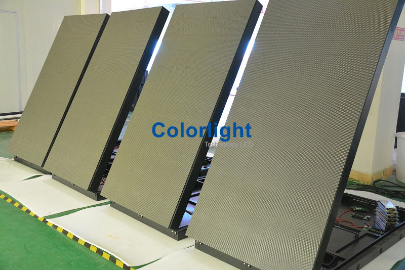 960mmx1920mm P5 Front Open LED display to Thailand