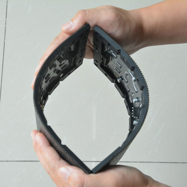 P3mm Soft Flexible LED Display Module