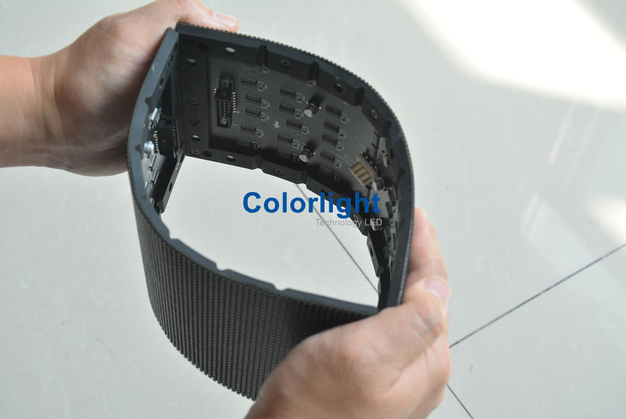 P2.5mm Soft Flexible LED Display Module