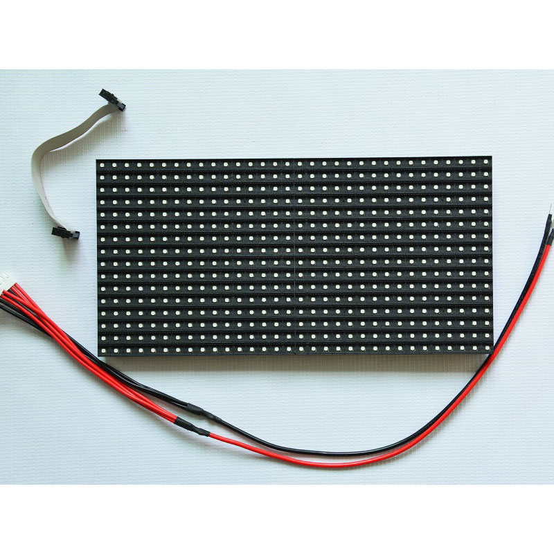 320mmx160mm P10mm Standard Size LED Display Module