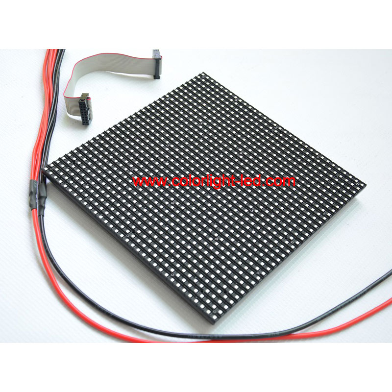 Frontal Service P6mm Outdoor LED Display Module