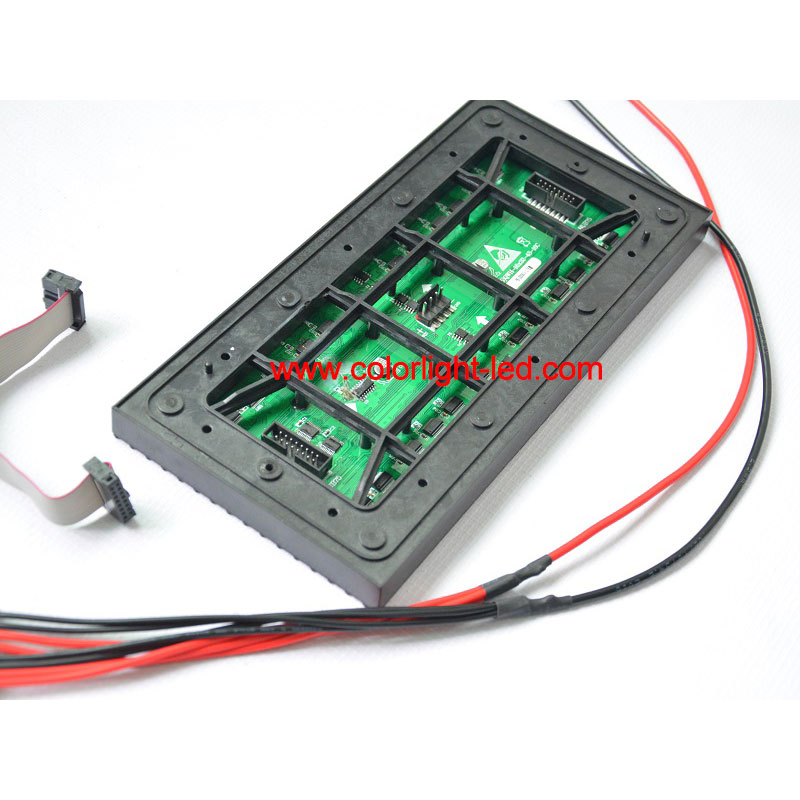 Frontal Service P8mm Outdoor LED Display Module