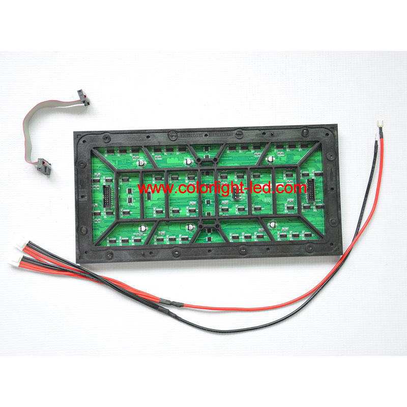 Frontal Service P10mm Outdoor LED Display Module
