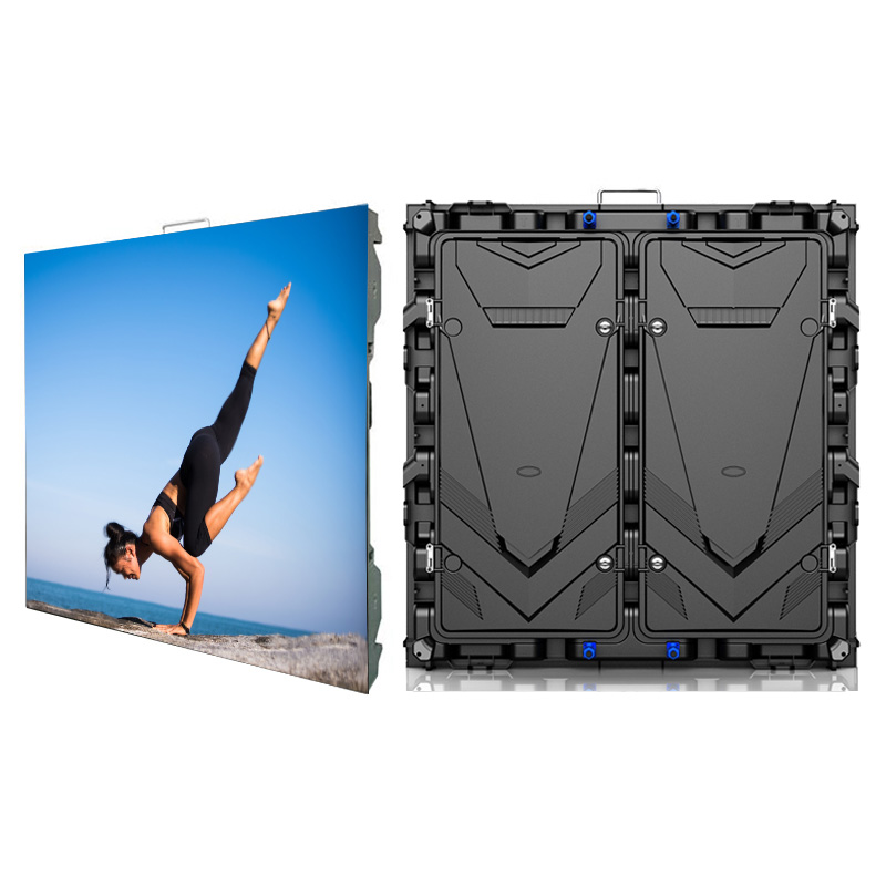 Magnesium Alloy LED Display 960×960mm