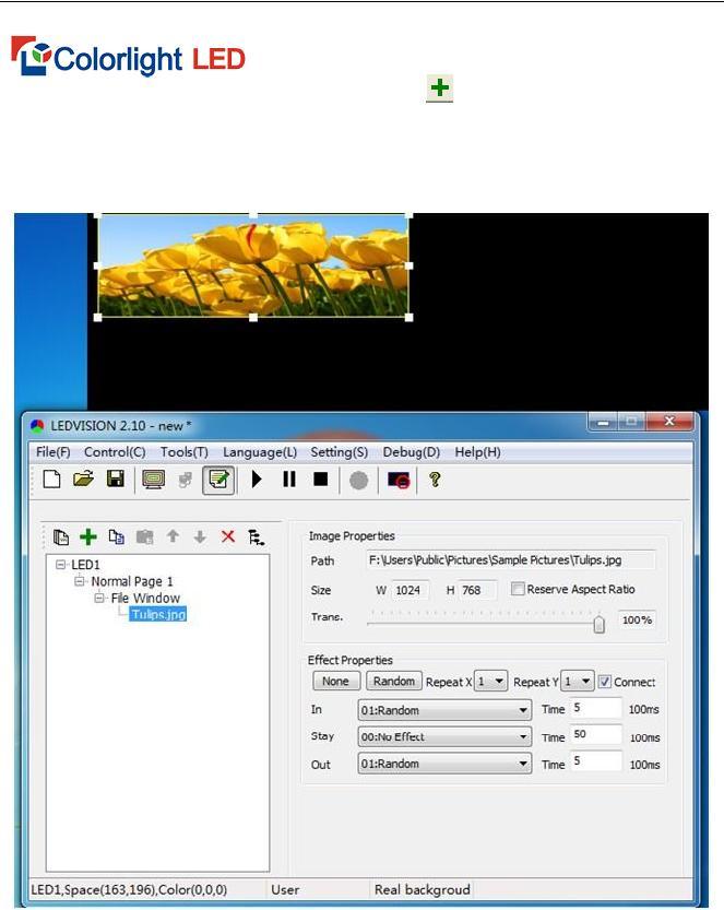 ledvision software